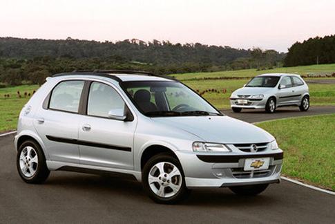 Opel Celta Cumbuco Car Rental