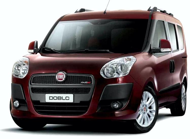 Fiat Doblo 750