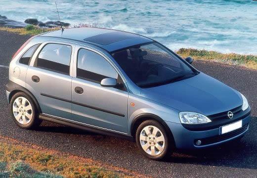 Rent a Opel Corsa in Cumbuco