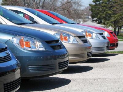 Cumbuco Car Rental Fleet