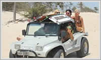 Rent a Beach Buggy in Cumbuco