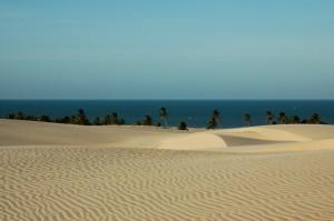 Cumbuco and Fortaleza sand dunes
