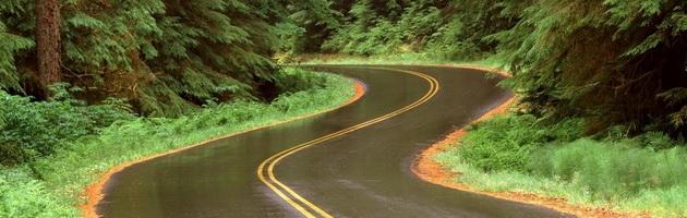 Fortaleza road