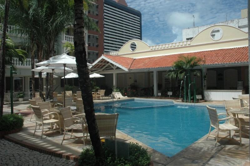 Villa Mayor hotel Fortaleza