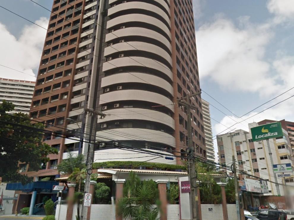Mercur hotel Fortaleza