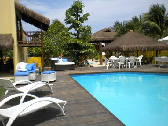 Maracujá Inn pool