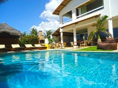 Pousada Vila Coqueiros pool