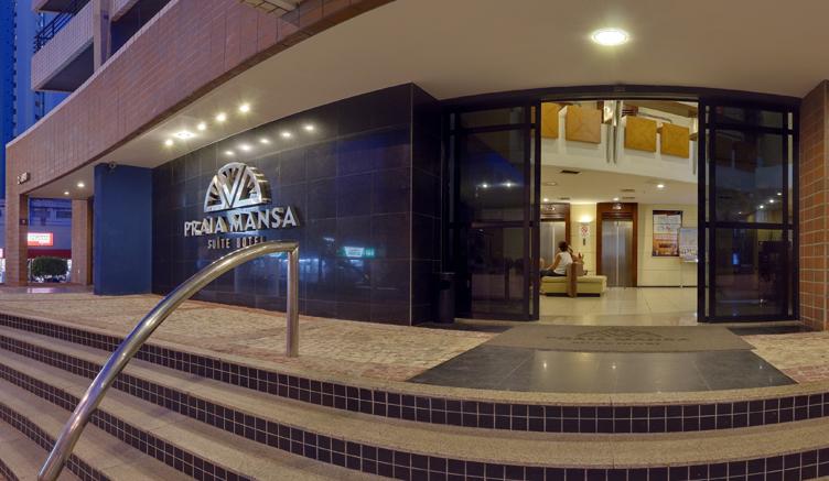 Praia Mansa hotel Fortaleza